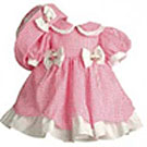 Dress for 12 - 18 Months Old Girl (Mention Size in Instruction Box) to Cochin