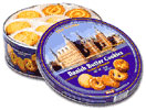 Danish Butter Cookies to Gurgaon