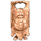 Laughing Buddha to Bandikui