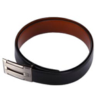 Amazing Reversible Leather Belt for Gents to Anjar