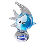 Stunning Crystal Glass Fish to Adoni