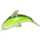 Glass Crystal Dolphin to Chandigarh
