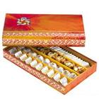Assorted Fresh Sweets Box to Chennai