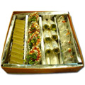 Toothsome variety of Sweets from Haldiram  to Gurgaon