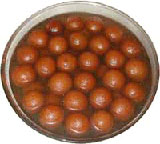 Gulab Jamun 1 Kg  to India