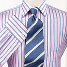 English Stripes Shirt from Peter England 