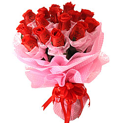 Long Lasting � Red Roses Bouquet to Tiruvallur