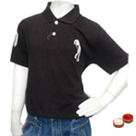 Kids Polo Neck T Shirt.(9 yrs to 14 yrs) with free Roli Tilak and Chawal. to India