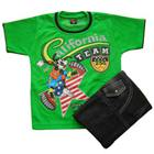 Green Kidswear for Boy to Delhi