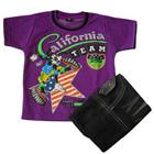 Purple Kidswear for Boy to Barnala