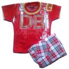 Red Kidswear for Boy. to Amroha