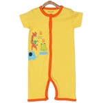 Active Kids Romper by MiniKlub to Balaghat