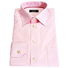 Formal Full Shirt from 4Forty in Pink Color to Bijnor