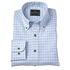 Check Shirt in Light Shade from 4Forty to Badgam