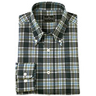 Check Shirt in Dark  Shade from 4Forty to Bairgania