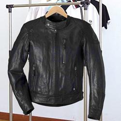 Stylish Leather Jacket to Courtallam