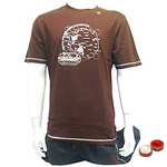 Fashionable Round Neck T Shirt with free Roli Tilak and Chawal. to Bangalore