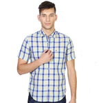 Trendy Gents Checkered Shirt from from the Peter England to Amritsar