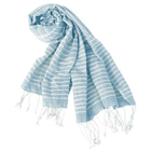Avon�s Comfy Brilliance Shine in Blue Cotton Stole to Nagpur