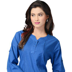 Pampered Simplicity Cotton Kurti to Badharghat