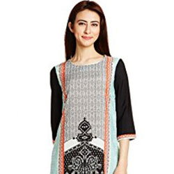 Spectacular Kurti by W Brand to Lakshadweep