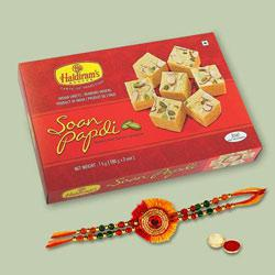 Ultimate Rakhi with Soan Papdi to Rakhi_to_australia.asp