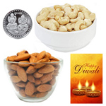 Tempting Almonds And Cashews to Diwali_canada.asp