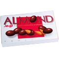 Choco Swiss Almonds Chocolates (130 gms) to Gurgaon