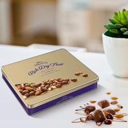 Cadburys Celebration Rich Dry Fruits Collection Tin to Addanki