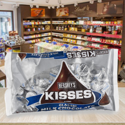 Hersheys Kisses Creamy Milk Almond Chocolate Pack to Bakhtiarpur