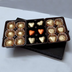 Mouth-Watering Make My Day Assorted Homemade Chocolates to Baramula