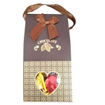 12 pcs Assorted Homemade Chocolates Gift Bag to Awantipora