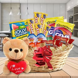 Tasty Chocolate Hamper for Kids to Barauli