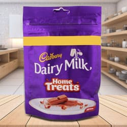 Sumptuous Cadbury Dairy Milk Home Treats Chocos to Amaraoti