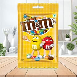 Sumptuous M N Ms Peanut Coated Chocolates to Abohar
