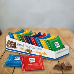 Yummy Ritter Sport Mini Chocolate Mix to Abohar