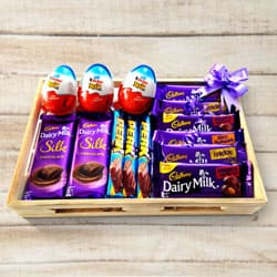 Treasured Chocolates Assortment to Attur