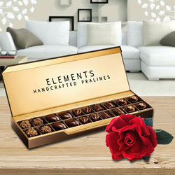 Smooth Anniversary Chocolate Gift Box from ITC to Aquem