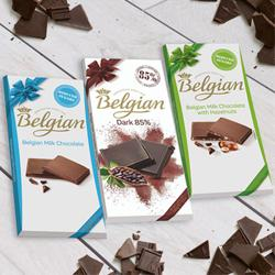 Delicious Belgian Chocolate Delight to Annur