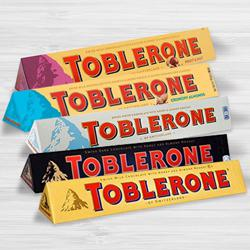 Marvelous Assorted Toblerone Chocolates to Achalpur