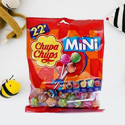 Yummy Chupa Chups Lollipops Packet for Kids to Amaraoti