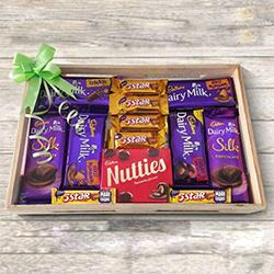 Cadbury Assortment Tray to Adoni