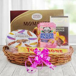 Marvelous Chocolate Gift Hamper to Alwar
