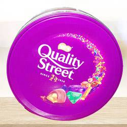 Imported Nestle Quality Street Chocolates Box to Alwar