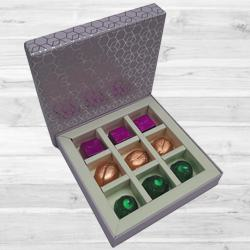 Endless Love Handmade Chocolates Box to Aizawl