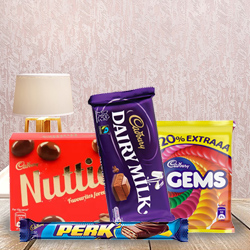 Cadbury Chocolate Celebration Assorted Pack to Allahabad