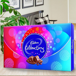 Assorted Cadburys Celebration Pack to Surat