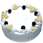 Pineapple Cake from Sweet Chariot - Finest Bakery in Bangalore<br> to Bangalore