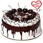 Exquisite  Eggless Cake to Chennai