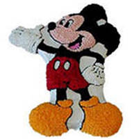 Tasty Mickey Mouse Cake for Kids to Alwar
